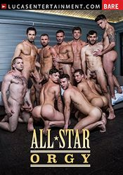 Gay Adult Movie All-Star Orgy