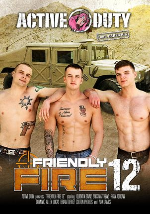 Gay Adult Movie Friendly Fire 12