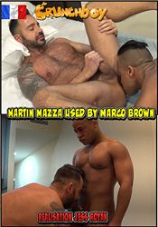 Gay Adult Movie Martin Mazza Used By Marco Brown