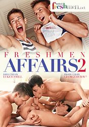 Gay Adult Movie Freshmen Affairs 2