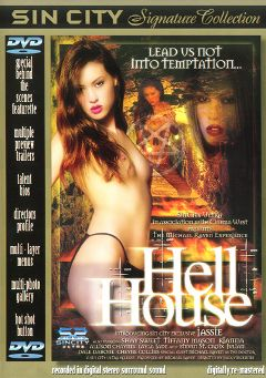 "Adult entertainment movie ""Hell House"" starring Jassie, Taya & Kianna. Produced by Sin City."