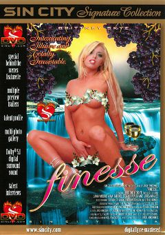 "Adult entertainment movie ""Finesse"" starring Michelle Lay, Jordan Haze & Brittney Skye. Produced by Sin City."