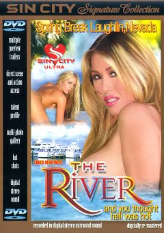 "Adult entertainment movie ""The River"" starring Kianna, Ashley Long & Gia. Produced by Sin City."