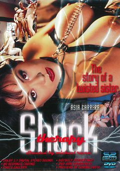 "Adult entertainment movie ""Shock Therapy"" starring Sydnee Steele, Ava Vincent & Asia Carrera. Produced by Sin City."