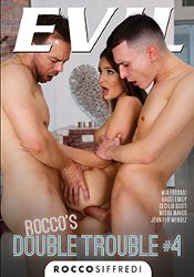 Straight Adult Movie Rocco's Double Trouble 4