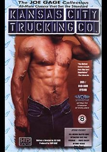 Kansas City Trucking Co., starring Jack Wrangler, Bud Jasper, Skip Sheppard, Dane Tremmell, Maria Reina, Duff Paxton, Steve Boyd, Kurt Williams and Richard Locke, produced by HIS Video (VCA - Gay).