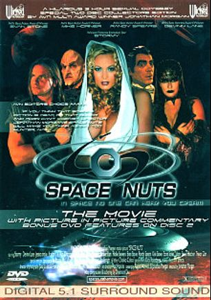 Space Nuts, starring Stormy Daniels, Casey Pink, Hollie Stevens, Kaylani Lei, Amber Rain, Trevor Zen, Katie Morgan, Scott Styles, Devinn Lane, Steve Hatcher, Randy Spears, Kyle Stone, Kim Chambers, Jessica Drake and Evan Stone, produced by Wicked Pictures.