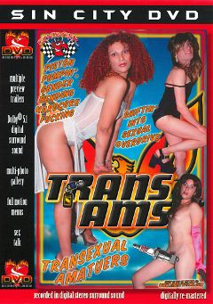 "Adult entertainment movie ""Trans Ams"". Produced by Sin City."