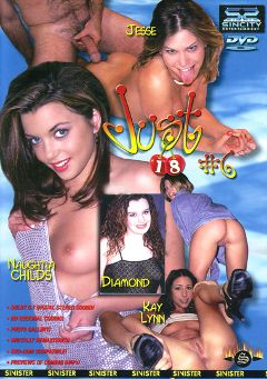 "Adult entertainment movie ""Just 18 6"" starring Kaylynn, Shelbee Myne & Sinful. Produced by Sin City."