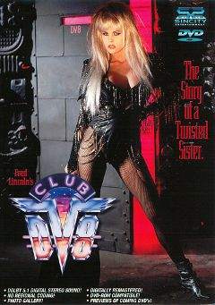"Adult entertainment movie ""Club DV8"" starring Debi Diamond, Porsche Lynn & Sunset Thomas. Produced by Sin City."