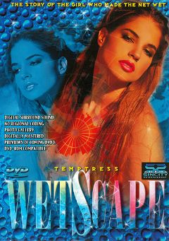 "Adult entertainment movie ""Wetscape"" starring Cheyenne Silver, Elena & Temptress. Produced by Sin City."