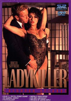 "Adult entertainment movie ""Casanova Returns:  Lady Killer"" starring Tina Taylor. Produced by Sin City."