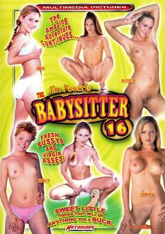 "Adult entertainment movie ""The Babysitter 16"" starring Sophia Fallon, Joselyn Pink & Emily DaVinci. Produced by Multimedia Pictures."