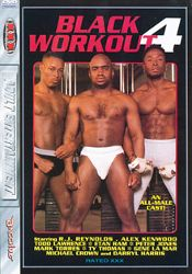 Gay Adult Movie Black Workout 4