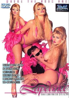 "Adult entertainment movie ""Lap Dance"" starring Brittany Platinum, Ember Haze & Nikki Lynn. Produced by Sin City."