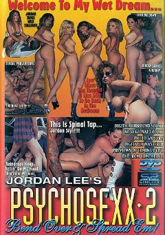 "Adult entertainment movie ""Psychosexx 2"" starring Jade Diamond, Montana Gunn & Lil Micky. Produced by Sin City."