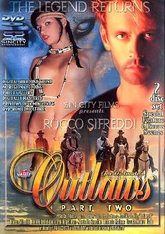 "Adult entertainment movie ""Outlaws 2:  Best of Rocco"". Produced by Sin City."