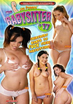 "Adult entertainment movie ""The Babysitter 17"" starring Laurel Barry, Gia Paloma & Kayla Marie. Produced by Multimedia Pictures."