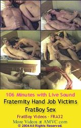 Gay Adult Movie Fraternity Hand Job Victims And Fratboy Sex