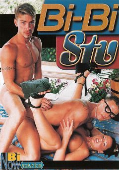 "Adult entertainment movie ""Bi-Bi Stu"". Produced by Bi Now Productions."