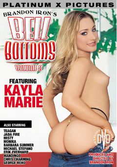 "Adult entertainment movie ""Bell Bottoms 2"" starring Kayla Marie, Misty Mild & George Reno. Produced by Platinum X Pictures."