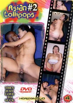 "Adult entertainment movie ""Asian Lollipops 2"" starring Cebu Cruz, Felicia Dulce & Sayaka Soto. Produced by Horizon."