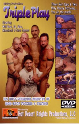 Gay Adult Movie Triple Play