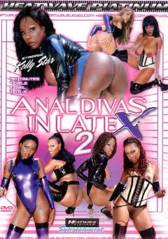 "Adult entertainment movie ""Anal Divas In Latex 2"" starring Cocoa, Japan & Chloe Black. Produced by Heatwave Entertainment."