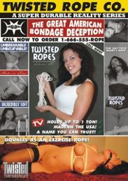 "Just Added presents the adult entertainment movie ""Great American Bondage Deception""."