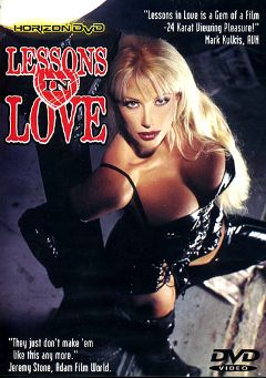 "Adult entertainment movie ""Lessons in Love"" starring J.R. Carrington, JP & Umma. Produced by Heatwave Entertainment."