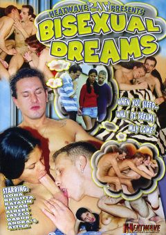 "Adult entertainment movie ""Bisexual Dreams"" starring Brigitta Bui. Produced by Heatwave Raw."