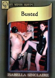"""Just Added presents the adult entertainment movie """"Busted""""."""