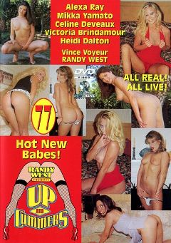 "Adult entertainment movie ""Up And Cummers 77"" starring Celine Deaveaux, Alexa Rae & Heidi Dalton. Produced by New Machine."