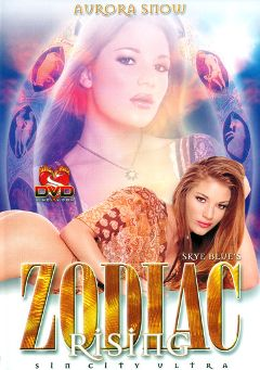 "Adult entertainment movie ""Zodiac Rising"" starring Lauren Phoenix, Felecia Danay & Katie Morgan. Produced by Sin City."