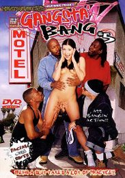 "Just Added presents the adult entertainment movie ""Gangsta Bang 5""."