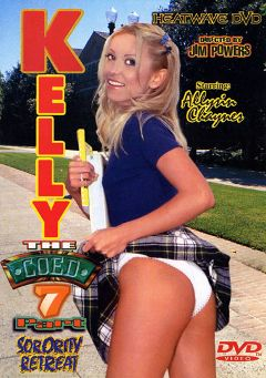 "Adult entertainment movie ""Kelly The Coed 7"" starring Kaylynn, Allysin Chaynes & Monica Cameron. Produced by Heatwave Entertainment."