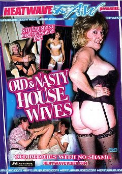 "Adult entertainment movie ""Old And Nasty Housewives"" starring Sophia Lipps, Kari Kums & Cassidy Coxx. Produced by Heatwave Entertainment."