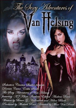 Straight Adult Movie The Sexy Adventures of Van Helsing
