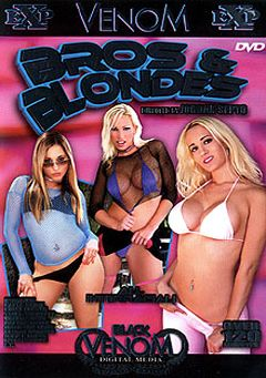 "Adult entertainment movie ""Bros And Blondes"" starring Trina Michaels, Nicki Hunter & Kayla Marie. Produced by Venom Digital Media."
