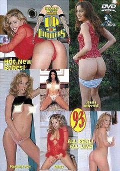 "Adult entertainment movie ""Up And Cummers 93"" starring Jassie, Misty Mendez & Phoenix Ray. Produced by New Machine."
