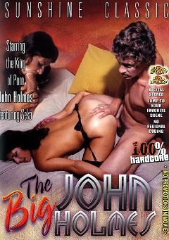 "Adult entertainment movie ""The Big John Holmes"" starring John Holmes & Seka. Produced by Sunshine Films."
