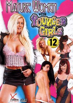 "Adult entertainment movie ""Mature Women With Younger Girls 12"" starring Kandi Ellison, Sexy Vanessa & Alexis DuVal. Produced by Legend."