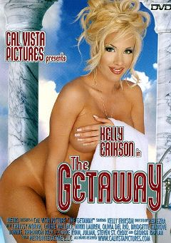 "Adult entertainment movie ""The Getaway"" starring Kelly Erikson, Julian Andretti & Lonnie Waters. Produced by Metro Media Entertainment."
