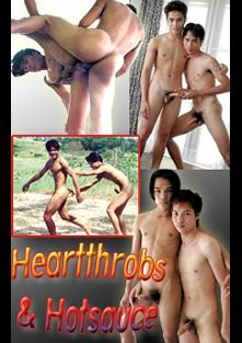 Heartthrobs And Hotsauce, starring Phantom, Den, Chukiat, Adul, Kamnan and Chaiya, produced by Island Caprice Studios.
