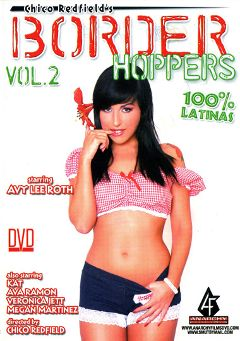 "Adult entertainment movie ""Border Hoppers 2"" starring Veronica Jett, Avy Lee Roth & Ava Ramon. Produced by Anarchy Films."