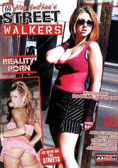"Adult entertainment movie ""Alan Smithee's Street Walkers"" starring Lara Ann, Chelsea Zinn & Isabella Soprano. Produced by Python Pictures."