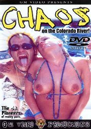 """Just Added presents the adult entertainment movie """"Chaos On The Colorado River""""."""