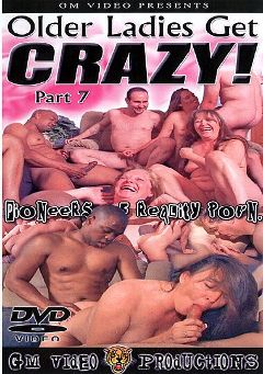 "Adult entertainment movie ""Older Ladies Get Crazy 7"". Produced by GM Video."