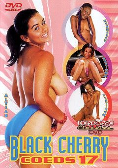 "Adult entertainment movie ""Black Cherry Coeds 17"" starring Hennesey, Karizma & Alyiah. Produced by Heatwave Classics."