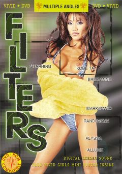 "Adult entertainment movie ""Filters"" starring Kobe Tai, Shell Rene & Breeann. Produced by Vivid Entertainment."